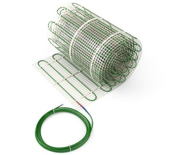 Hemstedt Green Electric Mat  10m  - 2 x 343W