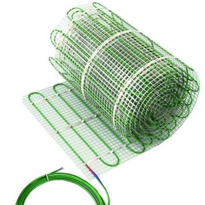 Elektrische vloerverwarming - 1000 x 50cm - 2 x 343W