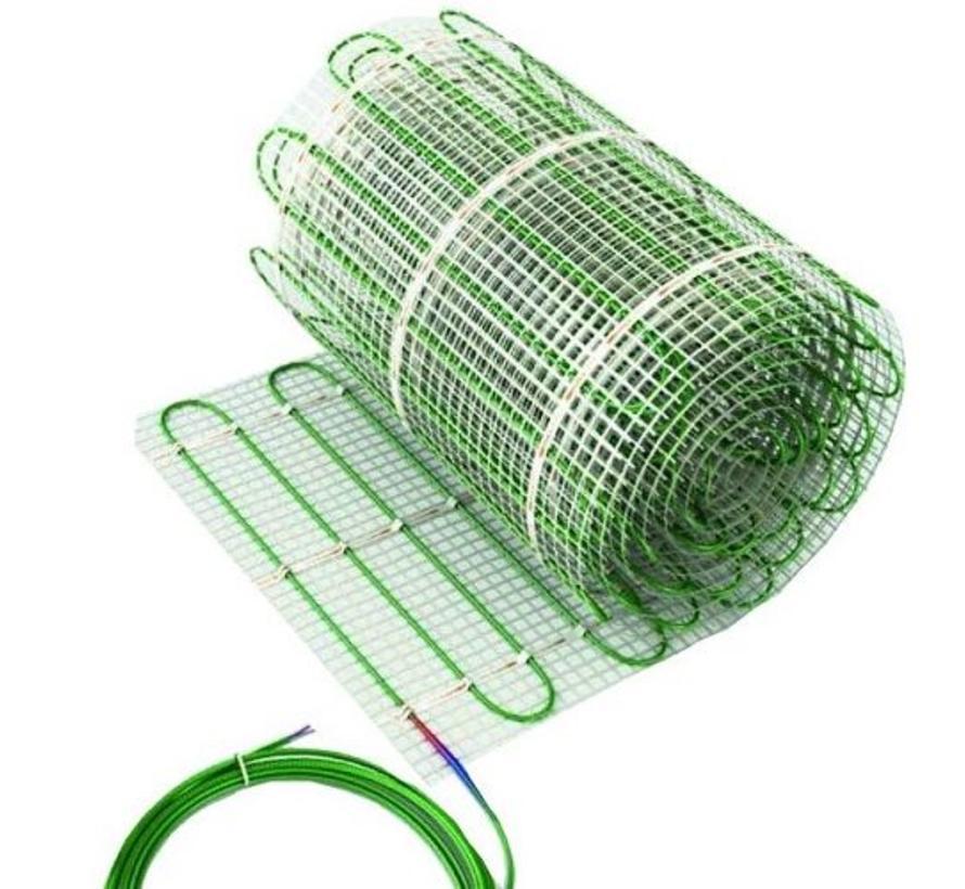 Elektrische vloerverwarming - 1200 x 50cm - 2 x 423W