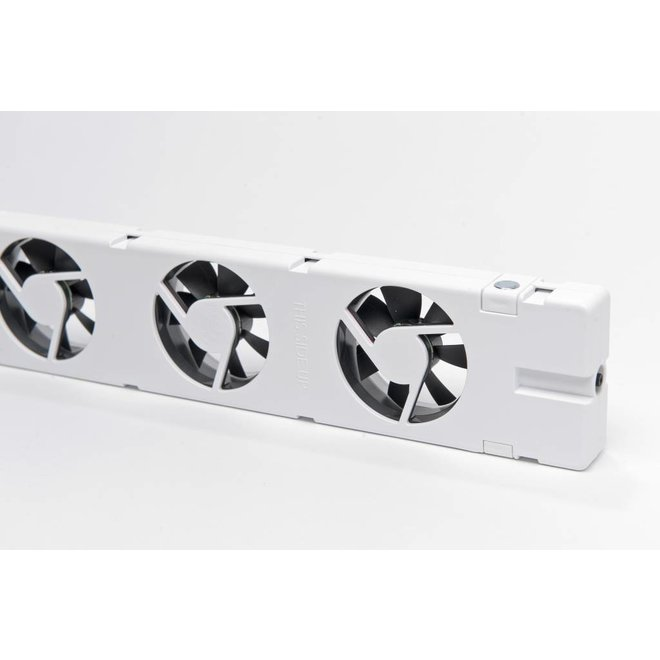 SpeedComfort Basic Radiatorventilator set