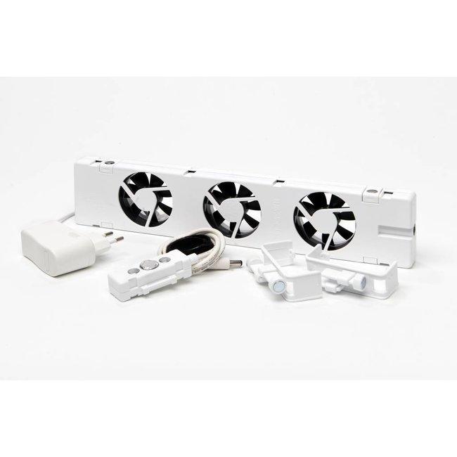 SpeedComfort Narrow Radiatorventilator set