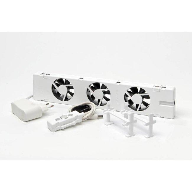 SpeedComfort Convector ventilator set