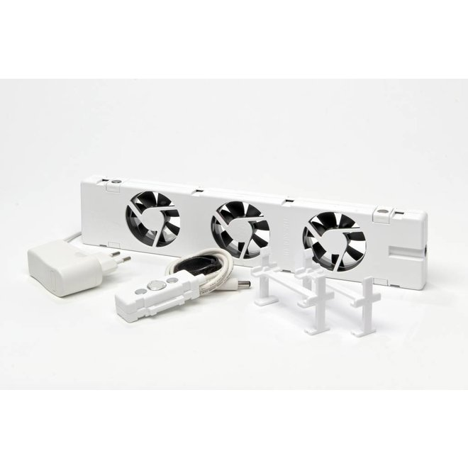 SpeedComfort Convector ventilator set