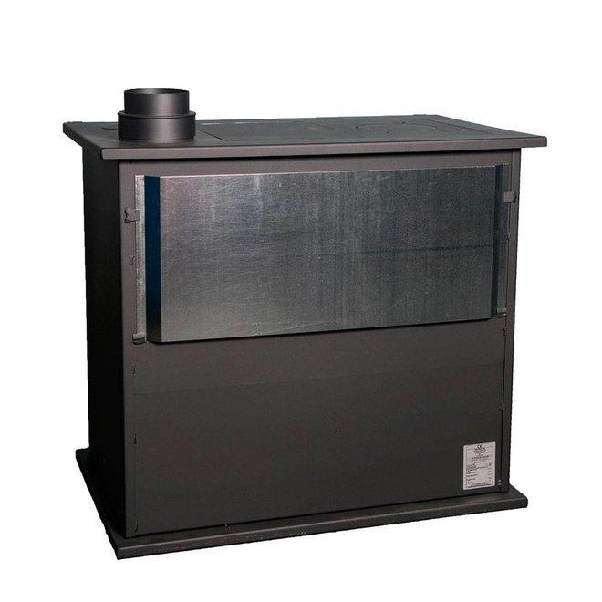Viki houtkachel met oven en fornuis (10.5 kW)