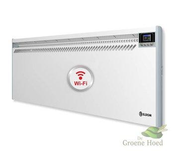 ELDOM Extra Life Elektronische paneel convector 2,0 kW met wifi