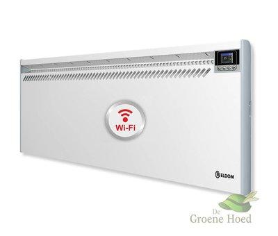 ELDOM Extra Life Eldom Extra Life 2,0 kW elektrische wandconvector met  wifi