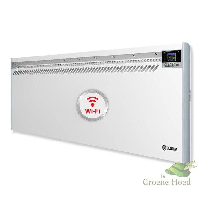 Eldom Extra Life 2,0 kW elektrische wandconvector met  wifi