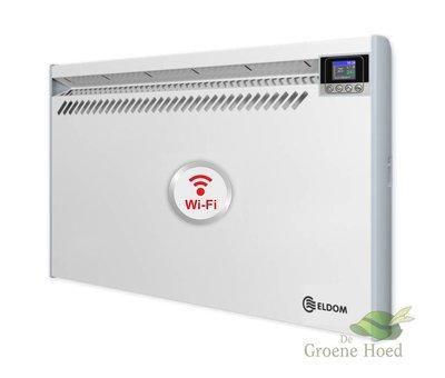ELDOM Extra Life Eldom Extra Life 1,0 kW elektrische wandconvector met  wifi