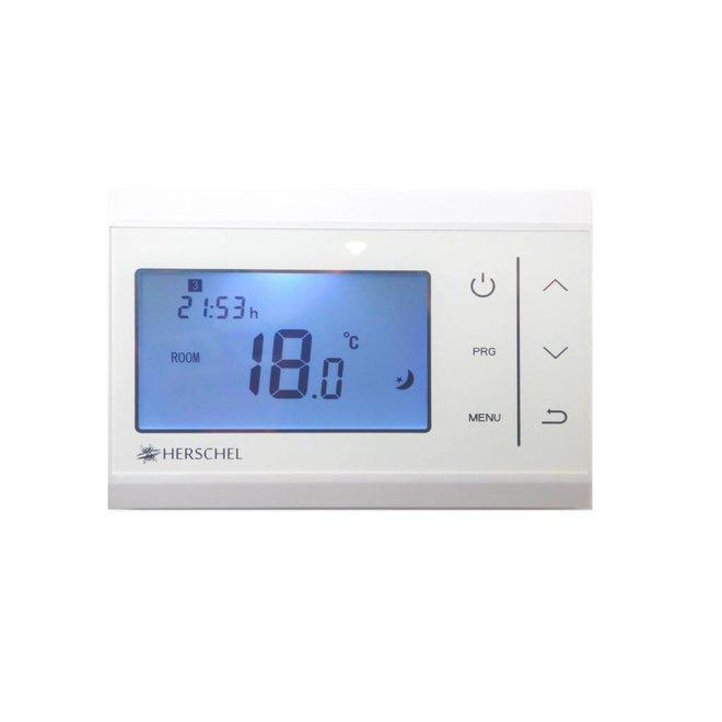 iQ T1-thermostaatset  met paneel en receiver
