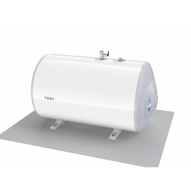 Elek. Boiler 80L horizontaal, staand model