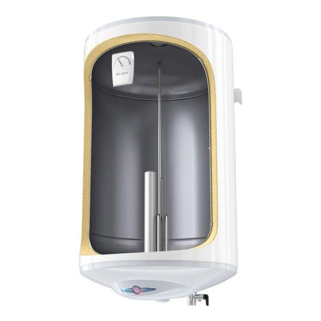 Tesy Elek.  Boiler 50 liter,  Bi-light Inox (RVS)