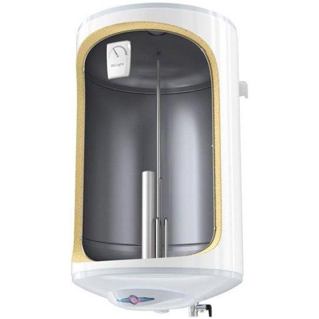 Tesy Elek.  Boiler 80 liter,  Bi-light Inox (RVS)