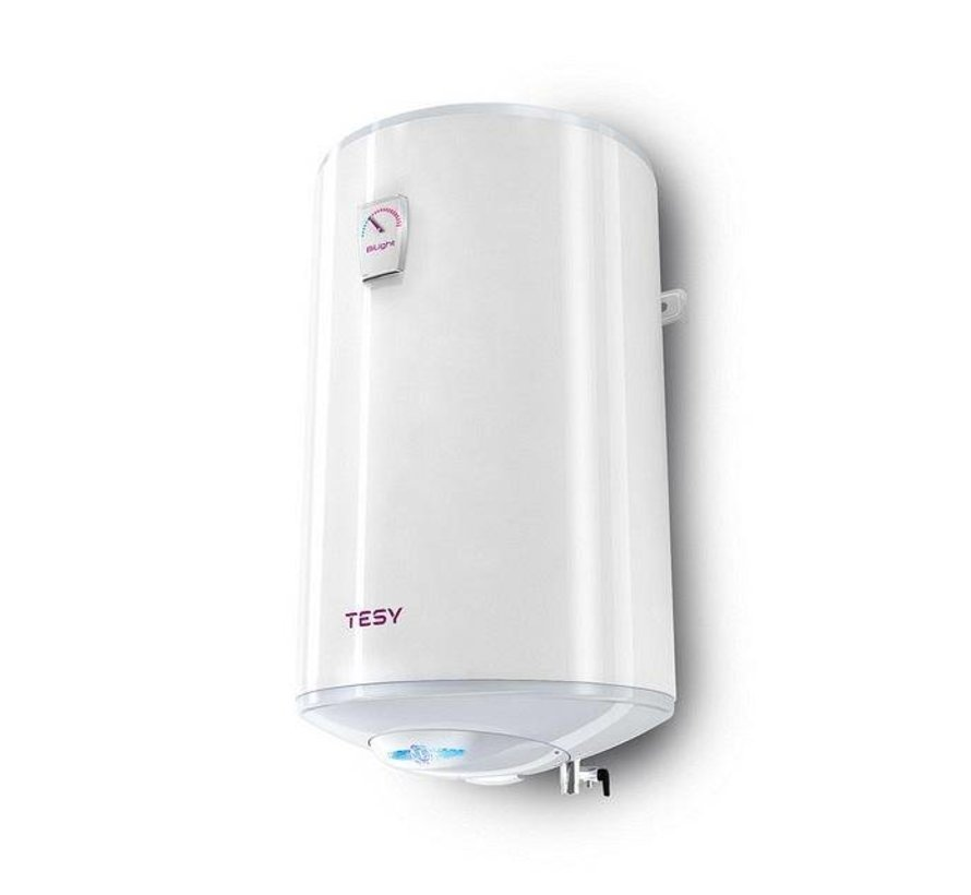 Elektrische boiler 80 liter Bi-light inox (RVS)
