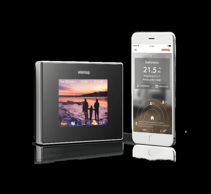 4iE Thermostaat met Wifi voor elektrische (vloer)verwarming