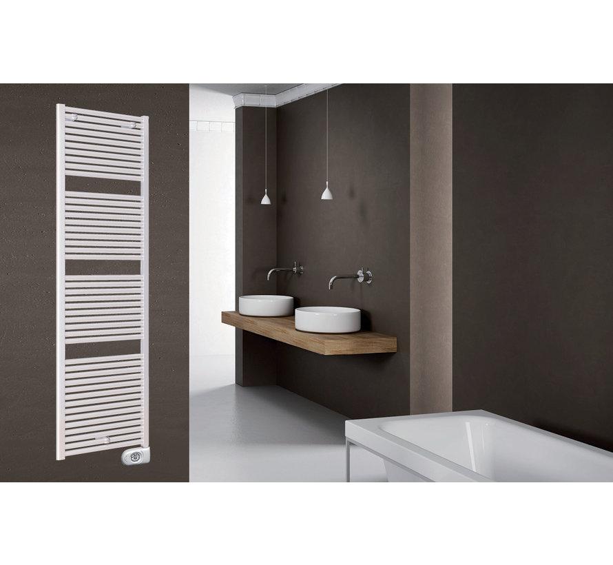 Claudia Ecodesign digitaal, elektrische handdoekradiator 900 Watt, 1411 x 500mm
