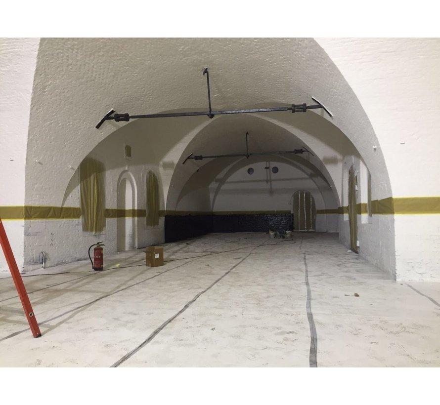 Interieur - energiebesparende muurverf, 5 liter - Kleur