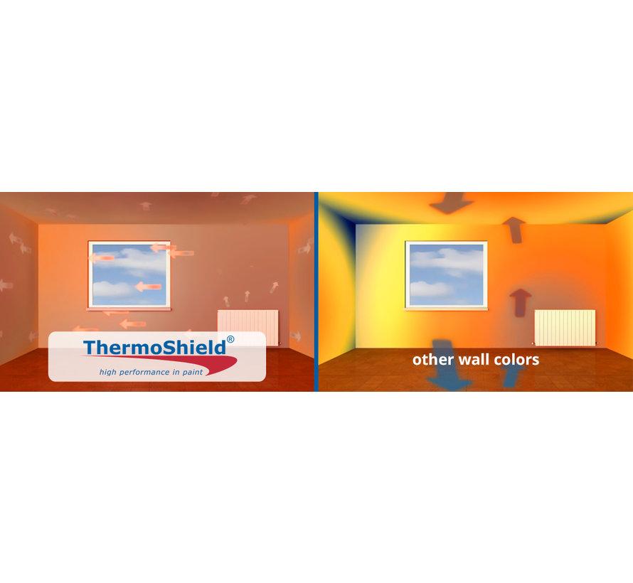 Interieur - energiebesparende muurverf, 12,5 liter - Wit