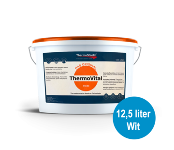 ThermoShield Vital 12,5 liter - Wit
