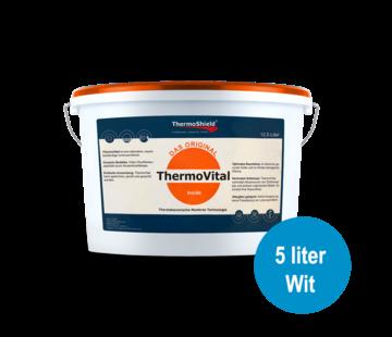 ThermoShield Vital 5 liter - Wit