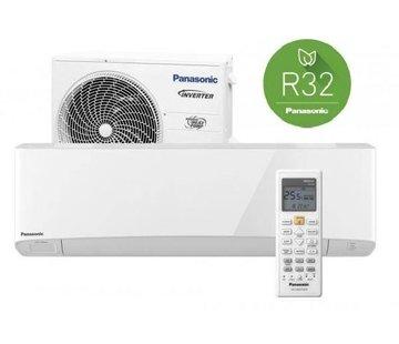 Panasonic Etherea, Split-unit 2.5 kW A+++,  voorgevuld