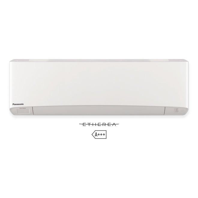Etherea, Split-unit inverter airco 2.5 kW, KIT-Z25-TKE, voorgevuld.  A+++   (STEK)