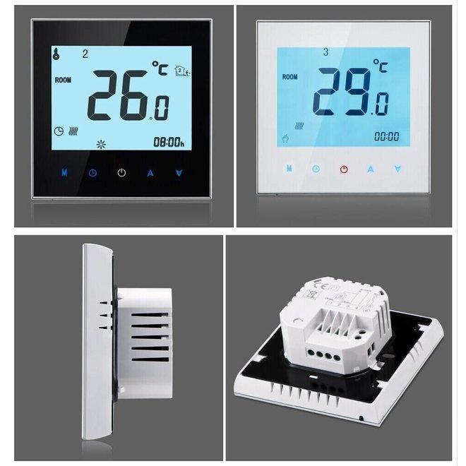 Complete 150 Watt mat set inclusief programmeerbare thermostaat