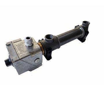 CV - doorstroom verwarmer - modellen 1 tot 10 kW