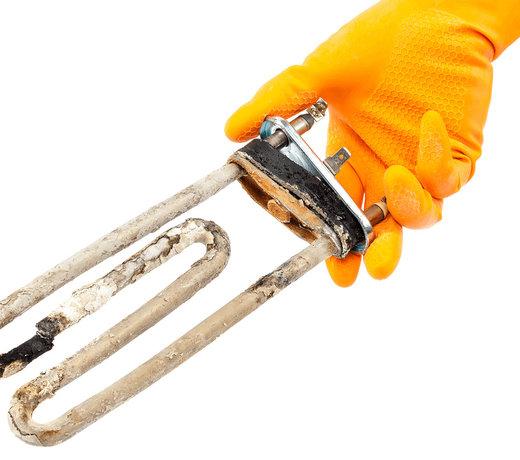 Kalkpreventiesysteem voor minimale opbouw van kalk en corrosie.