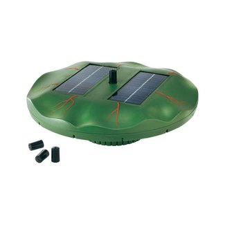 Esotec Solar Vijverpomp - Waterlelie