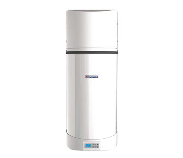 DRL products Warmtepompboiler 110L Bollyterm