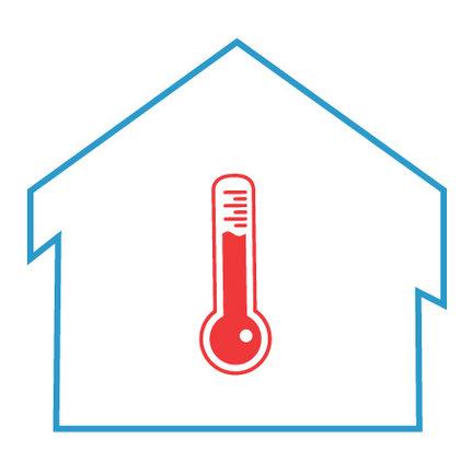 Aanpak om de warmtevraag voor uw woning te bepalen.