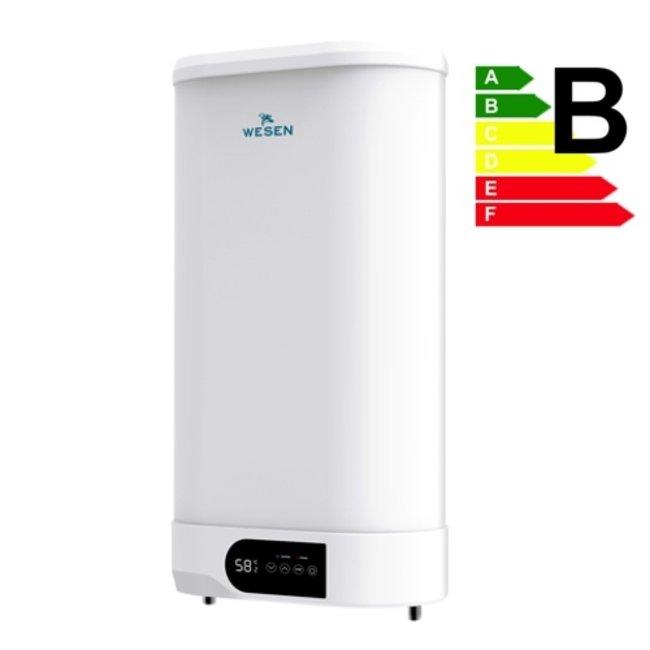 Wesen ECO Verticale elektrische boiler 50L, FLAT model, 2 kW