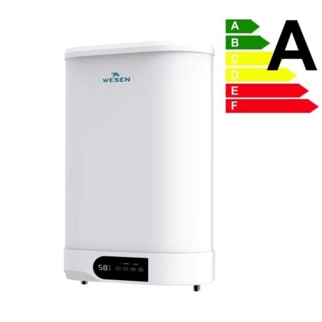 Wesen ECO 30L FLAT elektrische boiler - A label