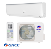 Gree Split-unit inverter airco 3.5 kW voorgevuld