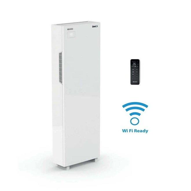 UNICO Tower 12 HP slanke monoblock airco zonder buitenunit