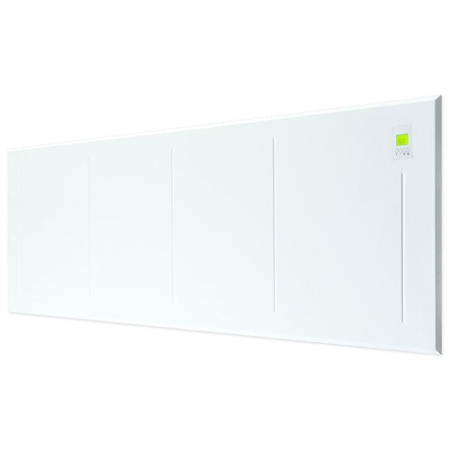 Masterwatt MODERN+ 750 Watt, radiator met warmteopslag  (Opt WIFI)