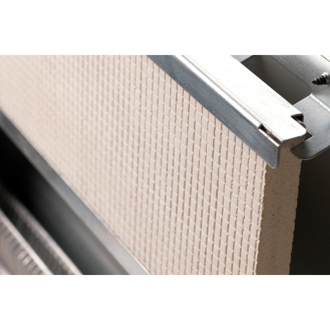 MODERN+ 1500 Watt, radiator met warmteopslag  (Opt WIFI)