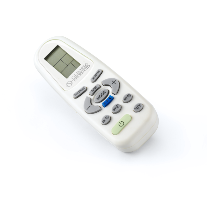 DOLCECLIMA 12 HP mobiele airco / warmtepomp