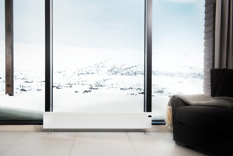 Neo Basic 600 Watt Lage Elektrische Verwarming Groene Hoed Duurzaam De Groene Hoed Duurzaam