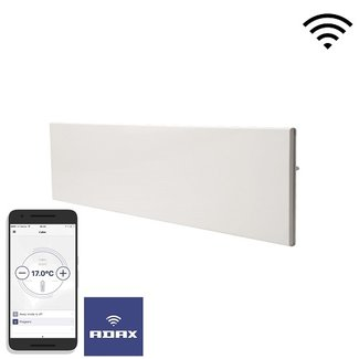 Adax Neo WIFI 600 Watt elektrische verwarming, lage uitvoering