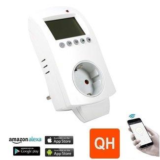 Quality heating Wifi stopcontact programmeerbare thermostaat elektrische verwarming