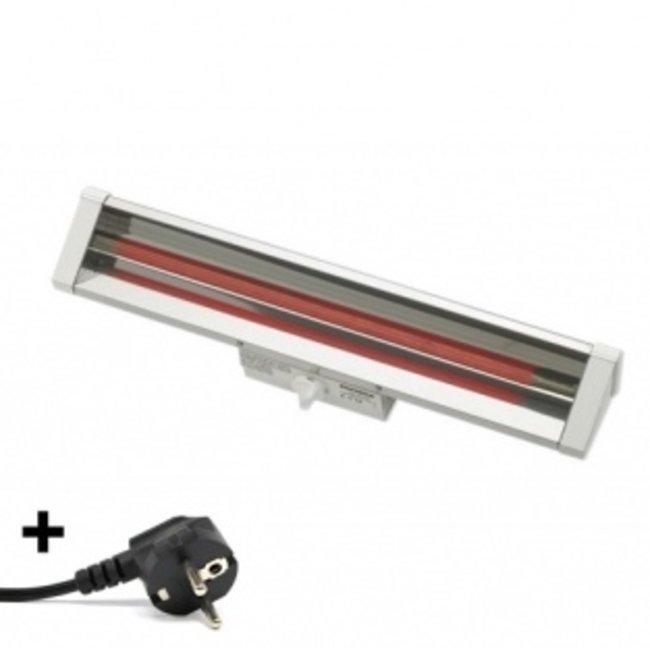 Adax Infrarood verwarming voor de badkamer, 1000 Watt