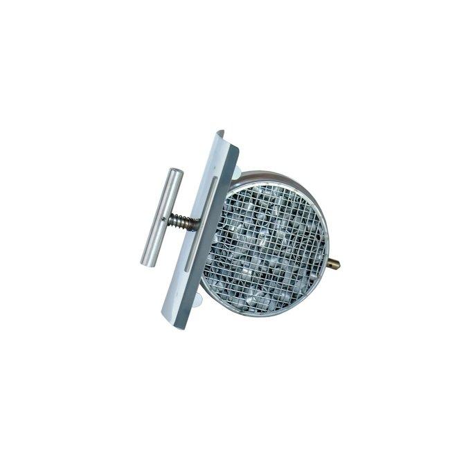 ABCAT Houtrookfilter met een diameter van 150 mm