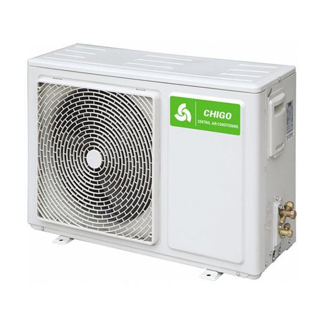 Split-unit inverter airco 5.3 kW Plafond cassette (18000 BTU/h) - voorgevuld  (STEK)