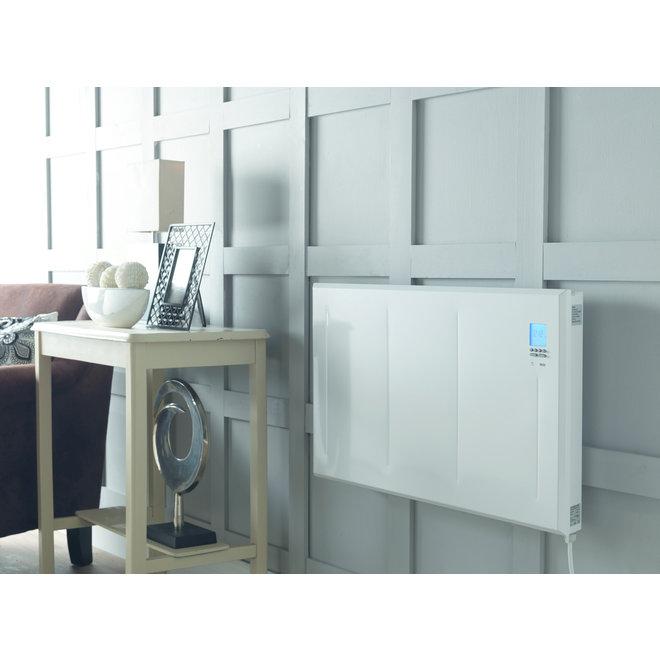 MODERN+ 1000 Watt, radiator met warmteopslag  (Opt WIFI)