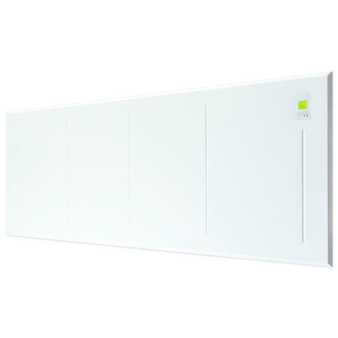 Voetsteun voor Modern radiator met warmteopslag