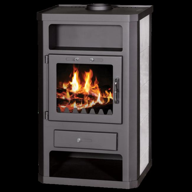 Victoria Comfort K  Houtkachel met oven (11 kW)