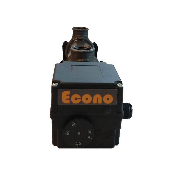 Doorstroomverwarmer G2 geschikt voor CV toepassingen (3, 6 of 9 kW)