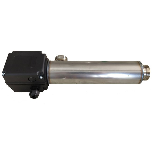 Doorstroomverwarmer G2-R, geschikt voor CV toepassingen (6 of 9 kW)