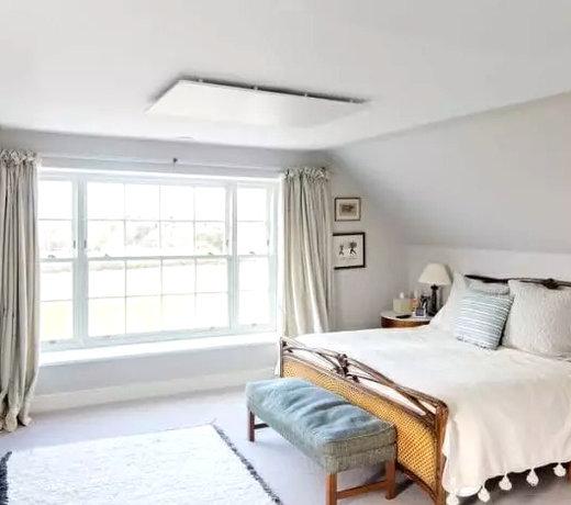 Infrarood panelen die geschikt zijn om aan het plafond te bevestigen